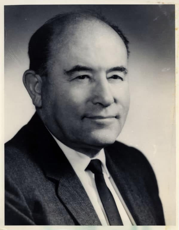 Dr. Aram Glorig